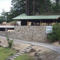 高梁自然公園キャンプ場