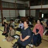 南関教会月例祭参拝