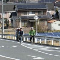 自転車走行訓練