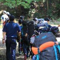移動・入山 (4)