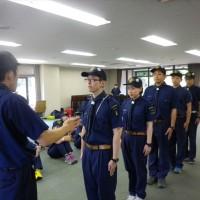 規律訓練 (2)