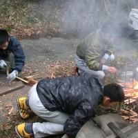 炊事実習(朝食)