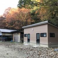 平成29年に水洗トイレを新設!