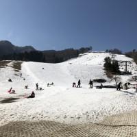 スノーボード実習